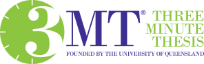 three minute thesis founded by the university of queensland